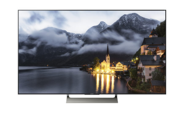 "XBR-65X900E 65"" class (64.5"" diag) 4K HDR Ultra HD TV"